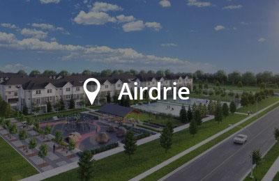 Airdrie Community Calgary AB