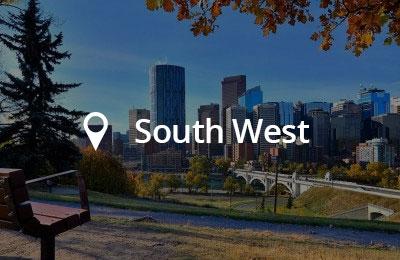 South West Region Calgary